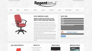 Regent Seating Collection
