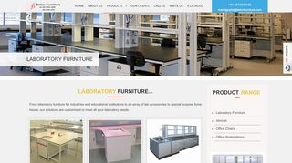Betco Laboratory Furniture