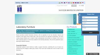 Saveer Lab Furniture