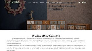 Inliving Wood Furniture